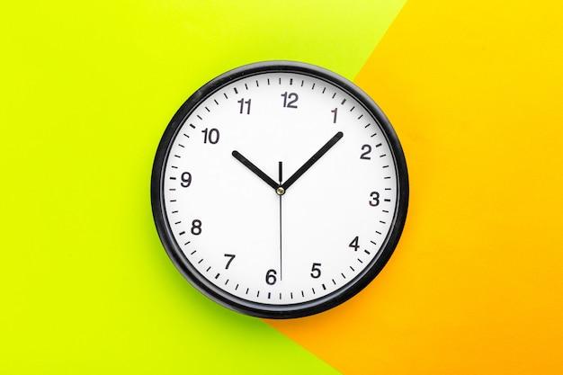 Orologio da parete Foto Premium