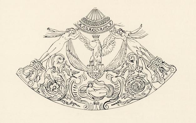 Owen jones, famosa grammatica dell'ornamento del xix secolo. Foto Gratuite