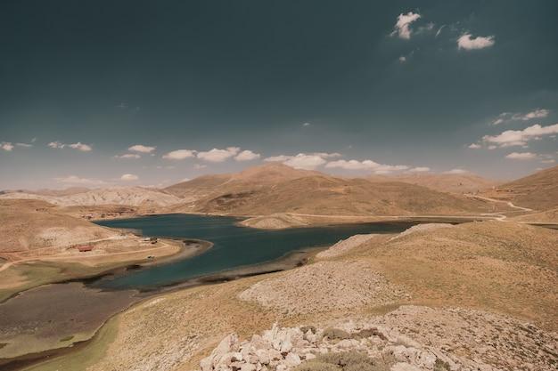 Paesaggio delle montagne in turchia Foto Gratuite