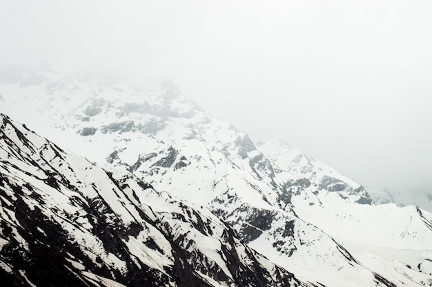 Paesaggio montano Foto Premium