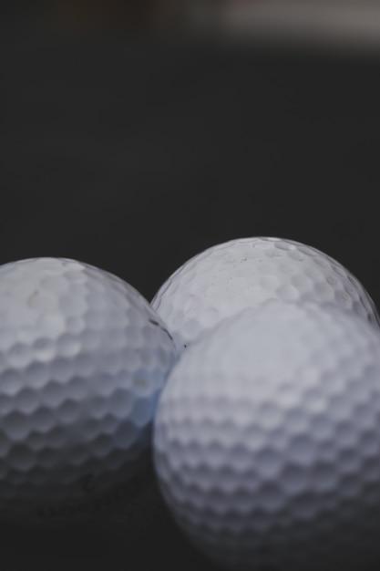 Palline da golf Foto Gratuite