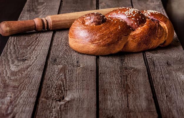 Pane fresco fatto in casa Foto Gratuite