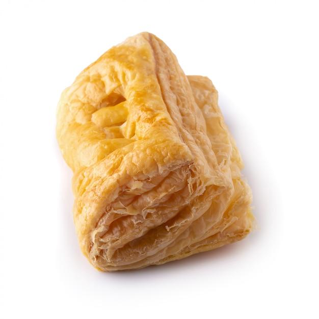 Panini di pasta sfoglia isolati Foto Premium