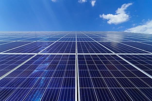 Pannelli solari Foto Premium