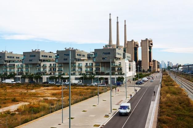 Panorama del settore. barcellona Foto Gratuite
