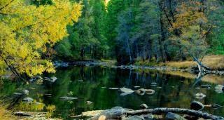 Parco nazionale di yosemite autunno scaricare foto gratis for Cabine di alloggio del parco nazionale di yosemite