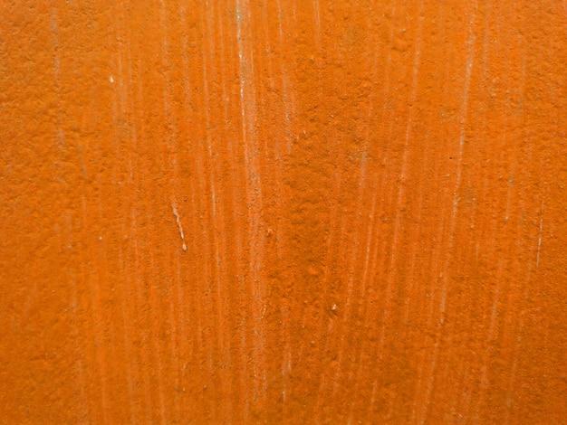 Pareti Colore Arancione : Parete di colore arancione verniciato astratto con texture di sfondo