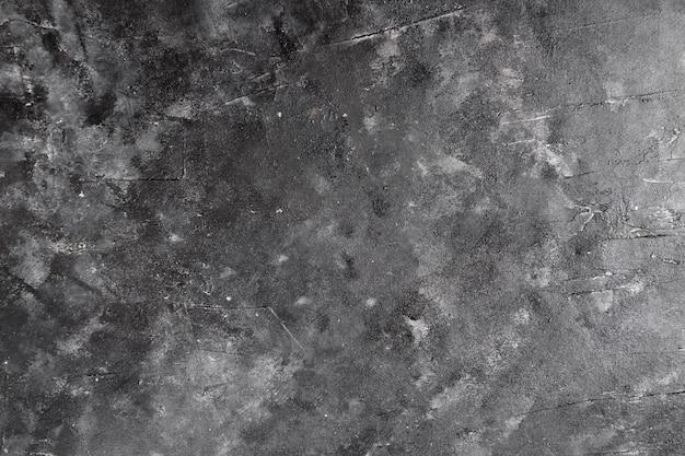 Parete strutturata concreta della parete, spazio scuro grigio della copia del grunge. Foto Premium
