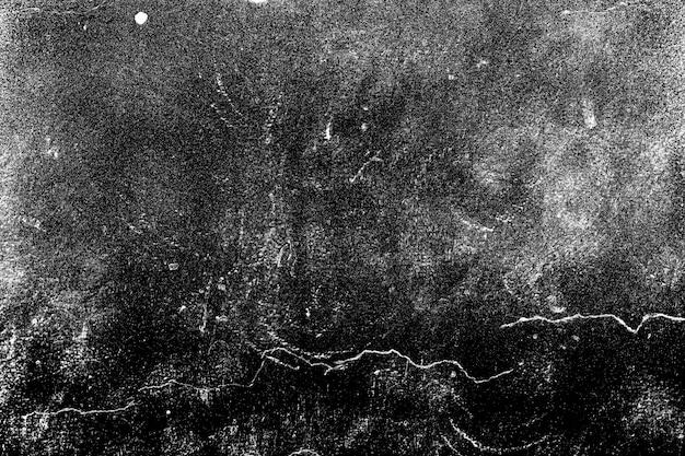 Particella di polvere astratta e struttura del grano della polvere su fondo bianco Foto Premium