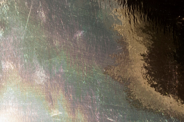 Particelle d'oro nell'olio Foto Gratuite