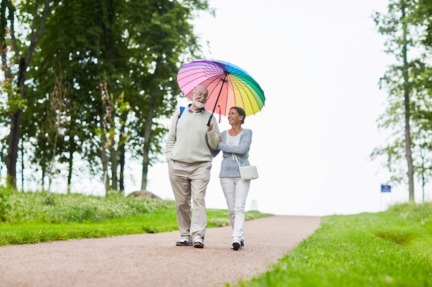 Passeggiata romantica Foto Gratuite