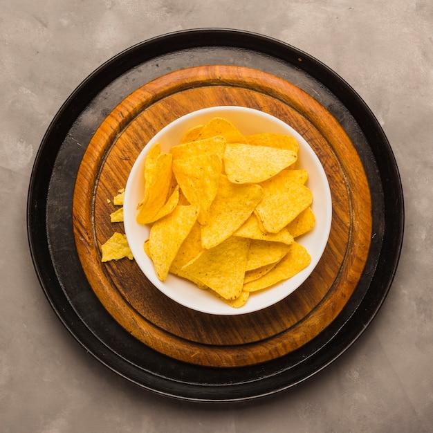Patatine nachos Foto Gratuite