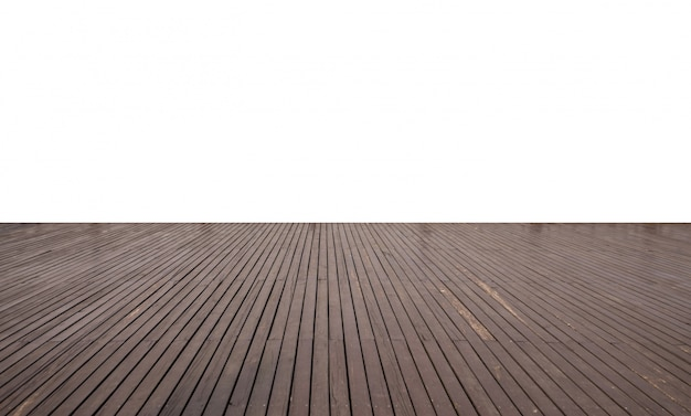 Pavimenti in legno vuoto con architettura antica sul lato for Cabine del lago vuoto