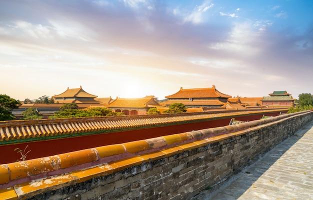 Pechino, cina città proibita Foto Premium