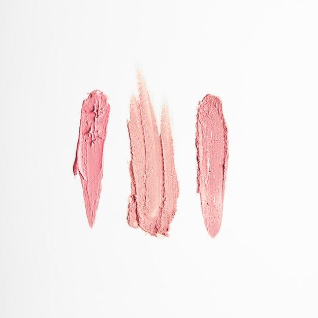 Pennellate artistiche colorate di vernice Foto Gratuite