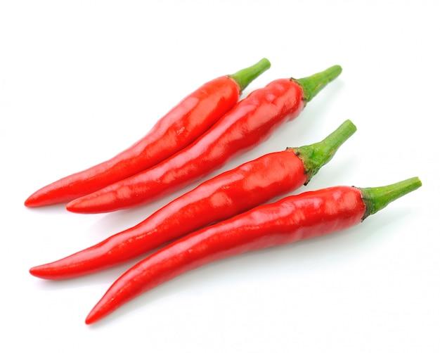 Peperoncini rossi piccanti Foto Premium