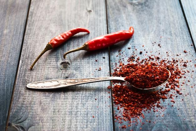 Peperoncino rosso Foto Premium
