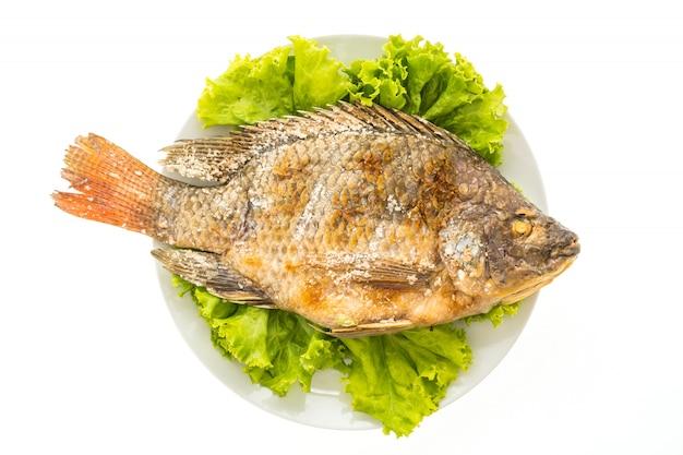 Pesce fresco alla griglia Foto Gratuite