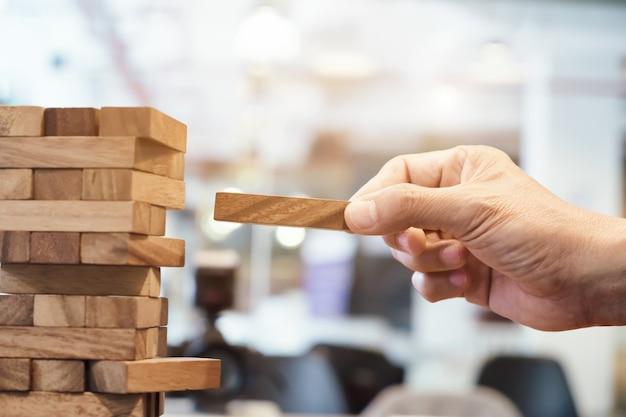 Pianificazione, rischio e strategia nel business Foto Gratuite