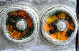Piastrelle di ceramica crepe scaricare foto gratis