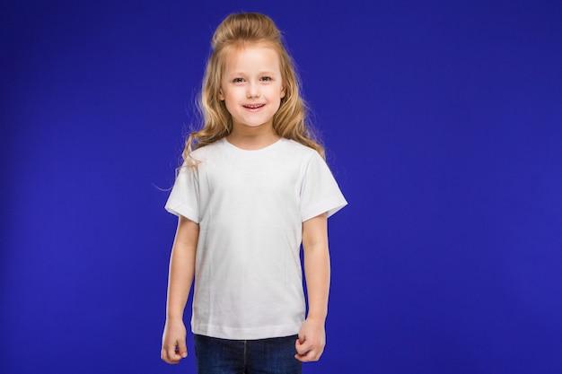 Piccola ragazza Foto Premium
