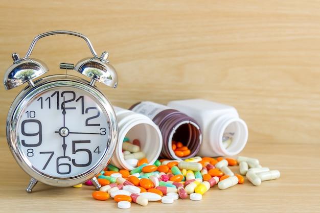 Pillola e capsula di medicina Foto Gratuite