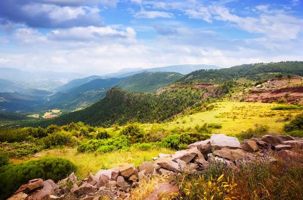 Pirenei montagne paesaggio Foto Gratuite