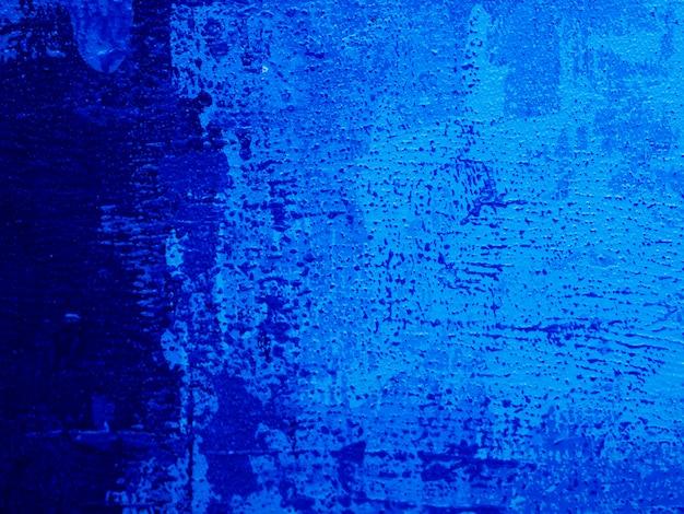 Pittura a olio sul fondo dell'estratto della tela. Foto Premium
