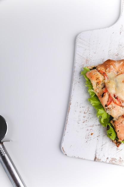 Pizza deliziosa Foto Gratuite