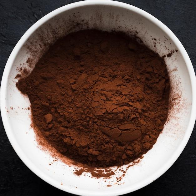 Polvere di cacao Foto Gratuite