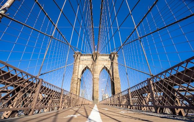 Ponte di brooklyn Foto Premium
