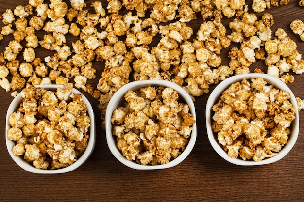 Popcorn delizioso Foto Gratuite