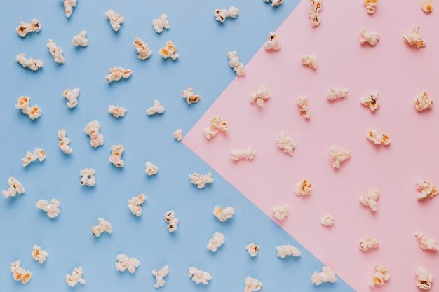 Popcorn sparsi Foto Gratuite