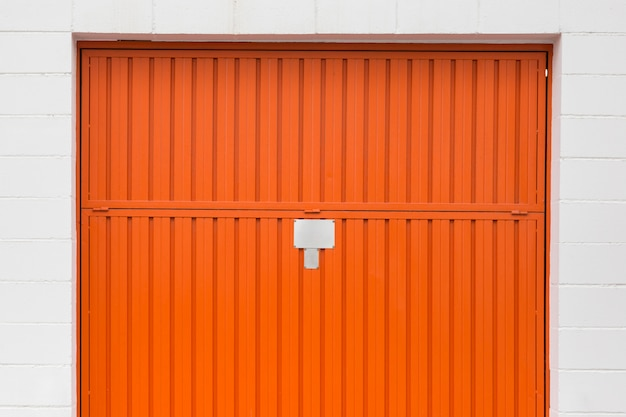 Porta del garage Foto Gratuite