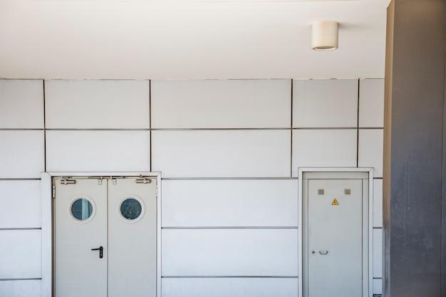 Porte interne bianche Foto Gratuite