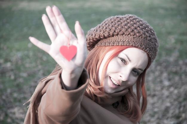 Prendi il mio cuore Foto Premium