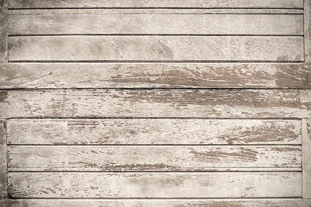 Priorità bassa astratta dalla parete di legno marrone di struttura. Foto Premium