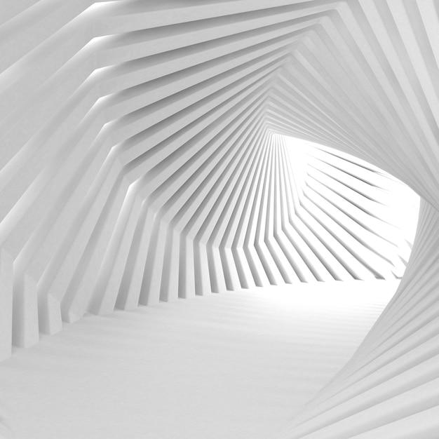 Priorità bassa astratta geometrica 3d Foto Gratuite