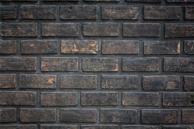 Priorità bassa del mortaio di mattoni per il design. Foto Gratuite