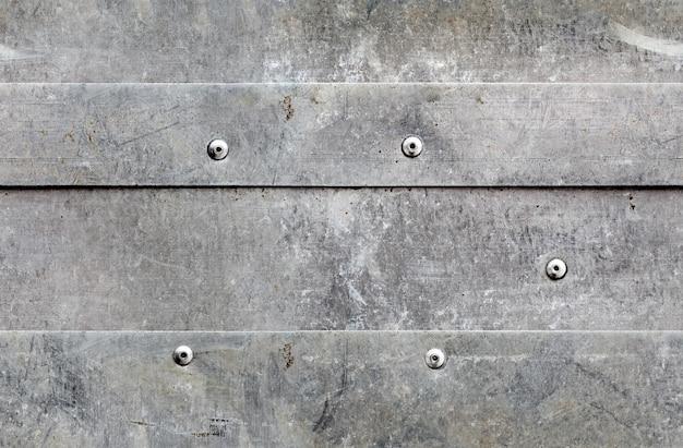 Priorità bassa di alluminio del grunge senza giunte Foto Premium