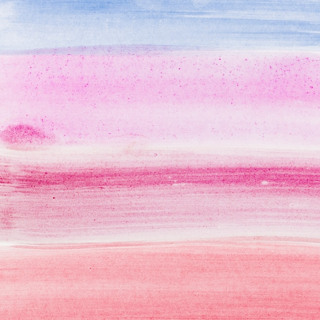 Priorità bassa di tratti di pennello astratto dell'acquerello Foto Gratuite