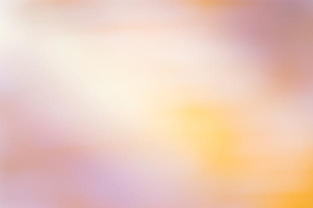 Priorità bassa luminosa del bokeh vaga. sfondo pastello sognante Foto Premium
