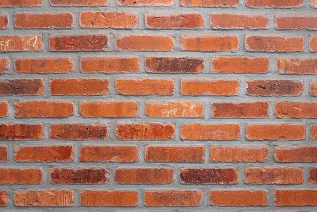 Priorità bassa marrone astratta della parete di mattoni Foto Gratuite