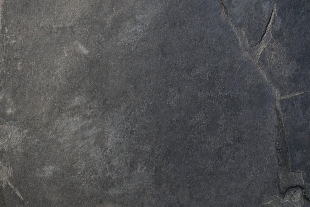 Priorità bassa o struttura dell'ardesia nera grigio scuro. pietra nera Foto Premium