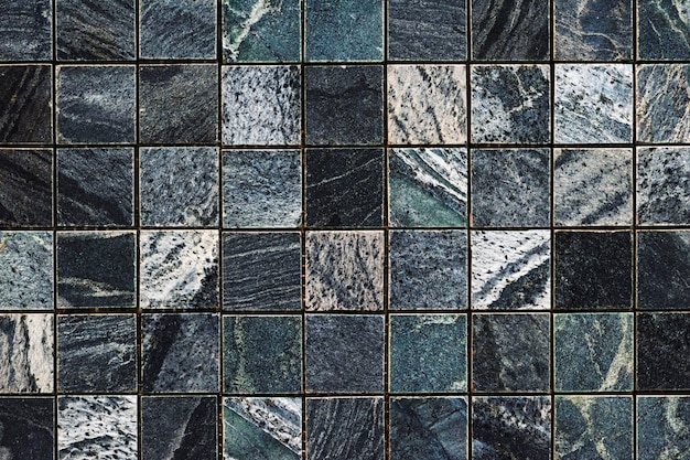 Priorità bassa quadrata della piastrellatura del pavimento interno Foto Gratuite