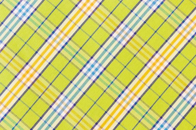 Priorità bassa verde di struttura della tessile del percalle Foto Gratuite