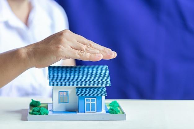 Proteggi la tua casa Foto Gratuite