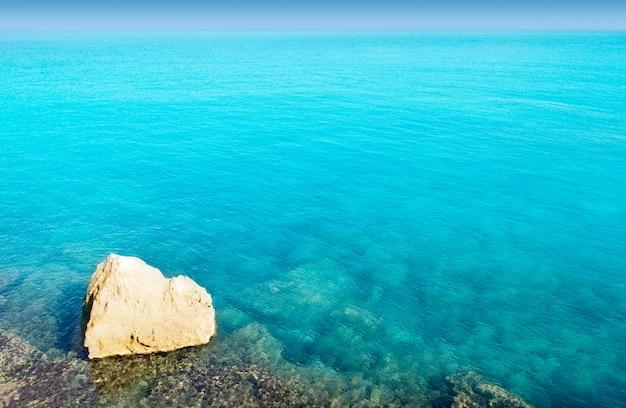 Può marroig nell'isola di formentera balearic Foto Premium