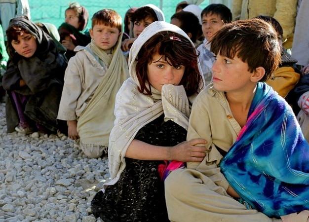 Ragazza, la povertà dei bambini afghani ragazzo afghanistan Foto Gratuite