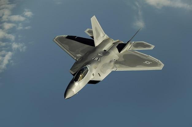 raptor aerei da caccia jet Foto Gratuite